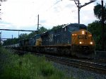 CSX 785, 205 and a 5xxx on a Q or S034